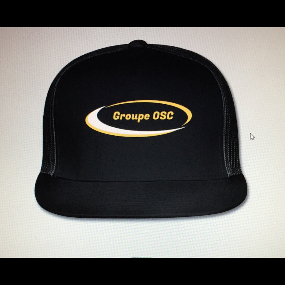 Casquette Groupe OSC